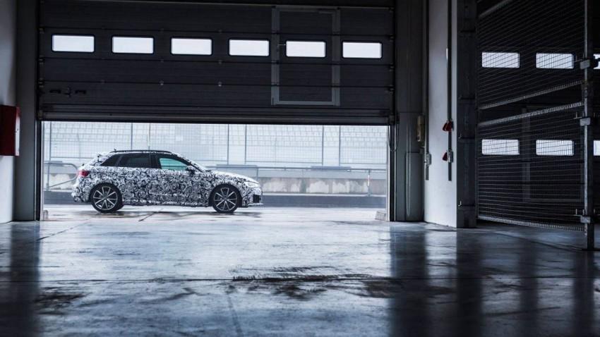 Der RS3 feiert in Genf seine Premiere.