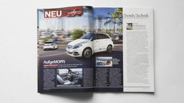 Mercedes B-Klasse Facelift / Meinung: Die Autobauer auf der Suche nach einem neuen Sinn und einem Zugang zur Generation Y