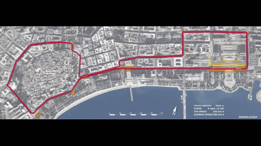 (c) Bild: Baku Grand Prix