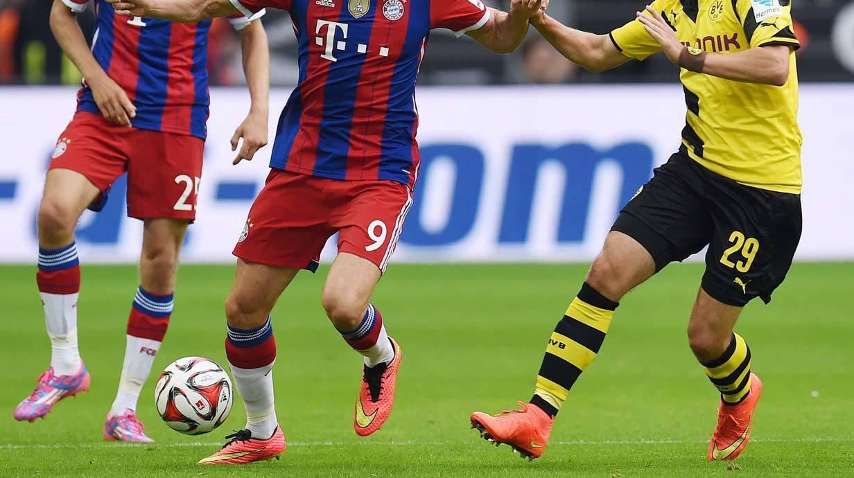 Bayern München Gegen Dortmund Live Stream