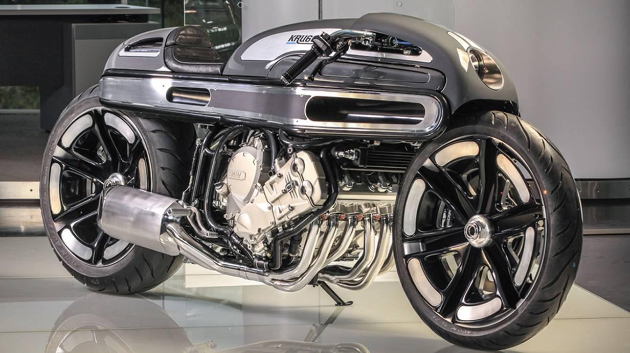 BMW K1600 Nurbs Fred Betrand Krugger Motorcycles
