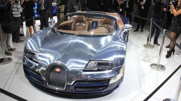 Bugatti Veyron Legende