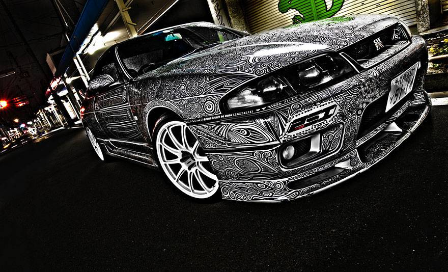 car-art-sharpie-pen-drawing-10