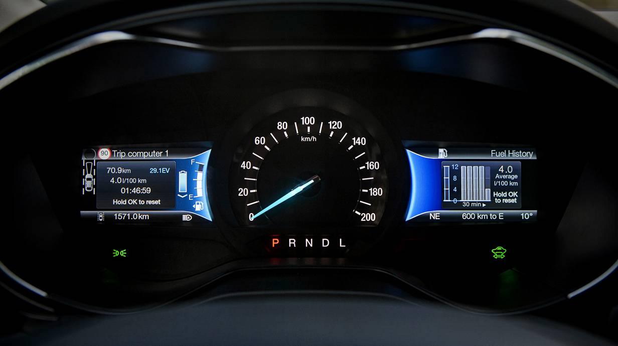 Der Mit Den Drei Herzen Ford Mondeo Hybrid Autorevue At