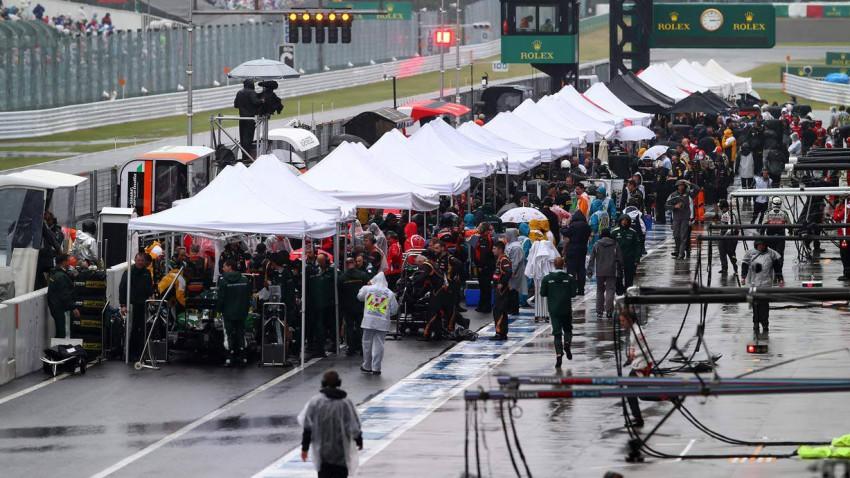 Formel 1 Ergebnis Suzuka