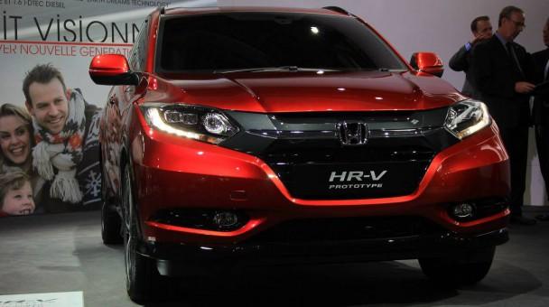 Honda HR-V Prototyp