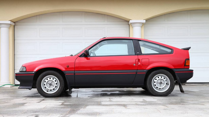 Spaßgesellschaft: Kaufberatung Honda CRX I