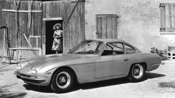 War er ein Meisterwerk, der 350 GT?
