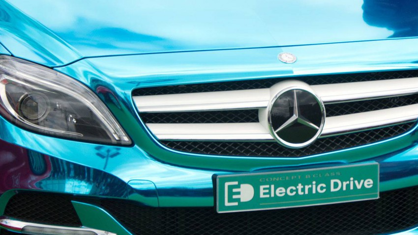 Daimler bekommt knapp 611 Millionen Euro für seine Anteile an Tesla.