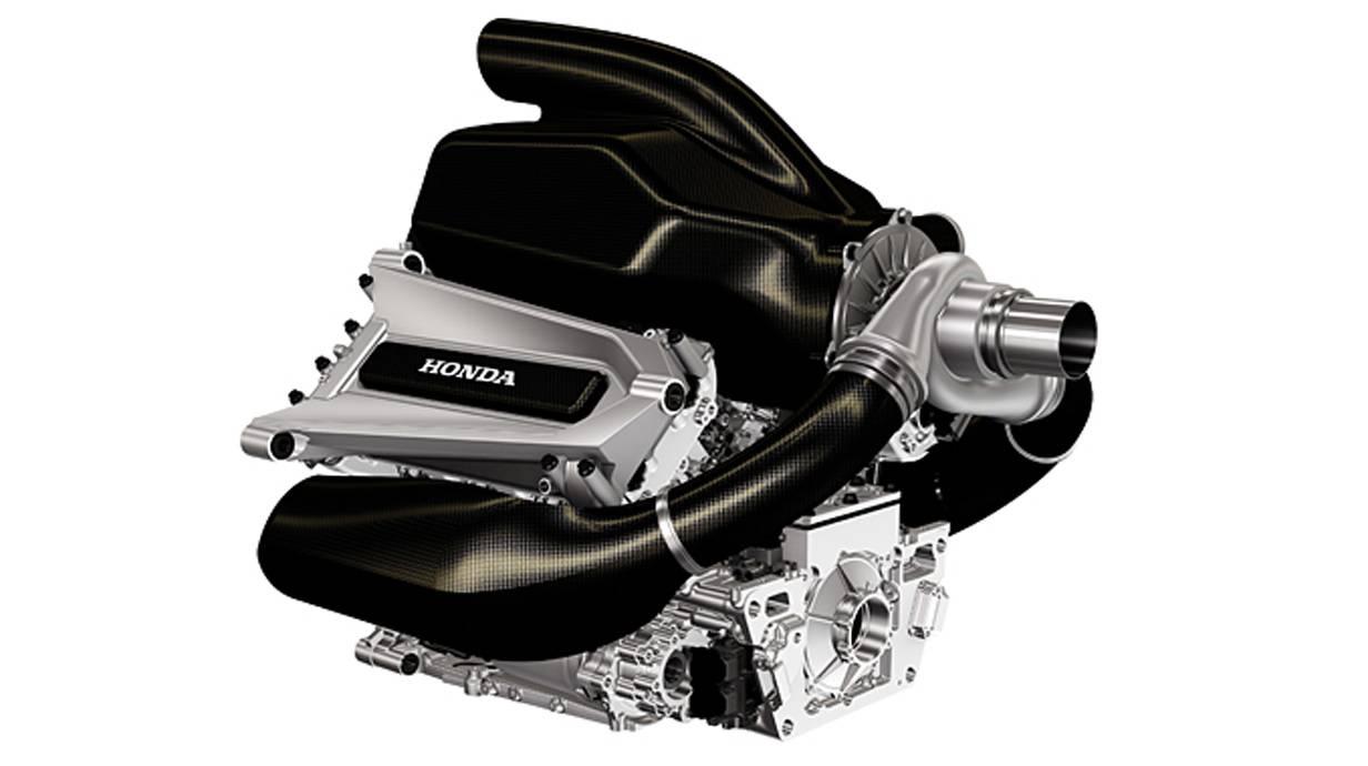Neuer Honda Motor F1 Saison 2015