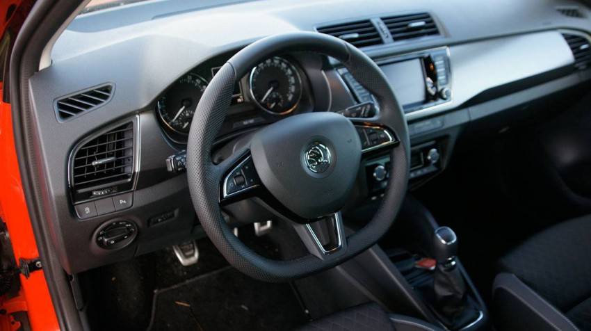 der neue skoda fabia 2015, ein richtiger volkswagen : autorevue.at
