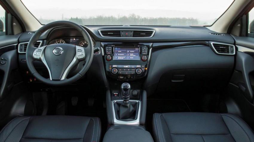 Nissan Qashqai 1.5 dCi 2015 (19)