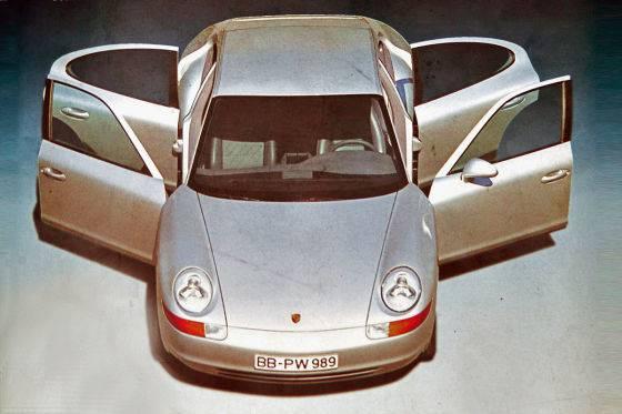 Der Porsche 989