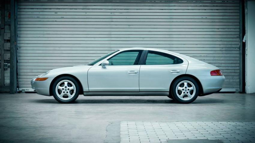 Porsche 989, der schönere Panamera