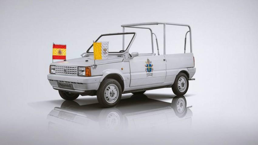 Das Papa-Mobil von Seat