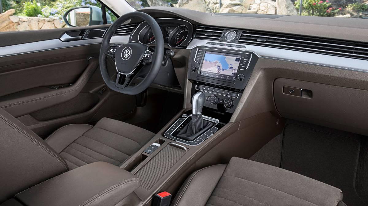VW Passat 2.0 TDI 4Motion (13)