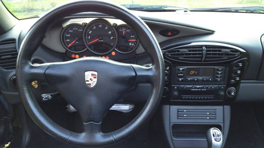 Porsche Boxster 986 (verkauft)