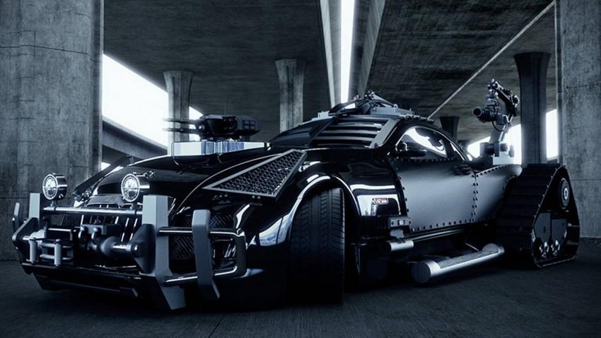 Die 20 besten Autos für die Zombie Apokalypse Zombies The Walking Dead Panzer