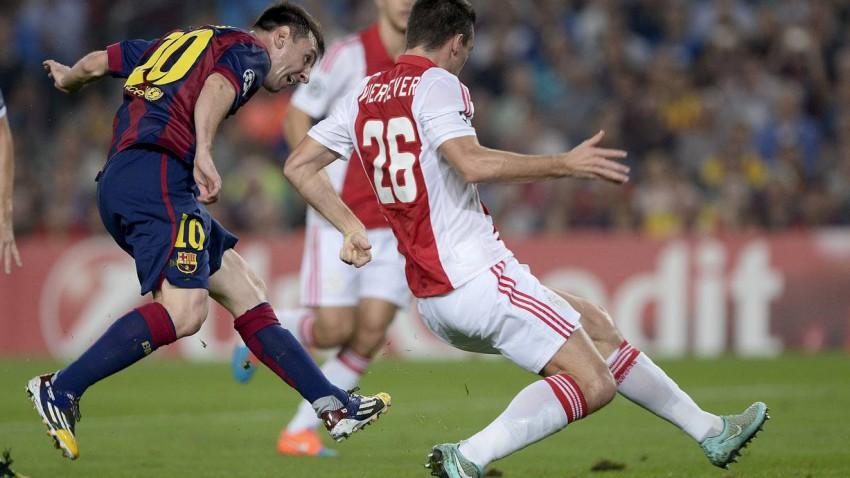 Ajax Amsterdam FC Barcelona Aufstellung Live Stream