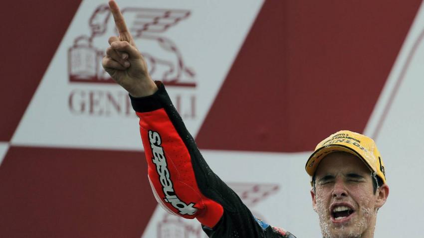 Die Marquez' haben das Sieger-Gen: Auch Alex ist Weltmeister.