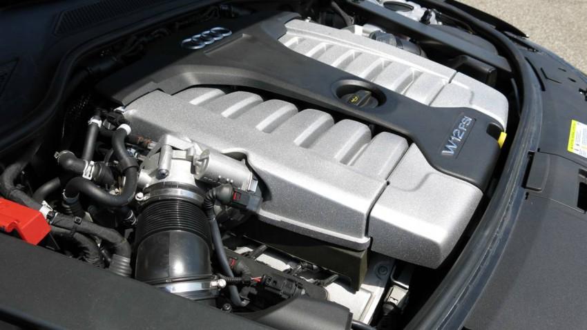 Der 6.3l FSI W12 aktuell im A8 L.