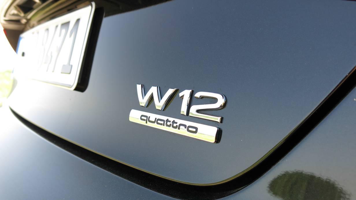 Audi W12 Technik Wallpaper 2