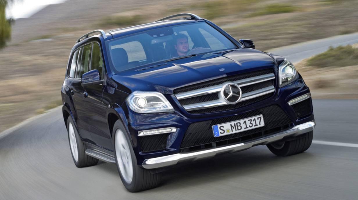 Aus Mercedes GL wird Mercedes GLS.