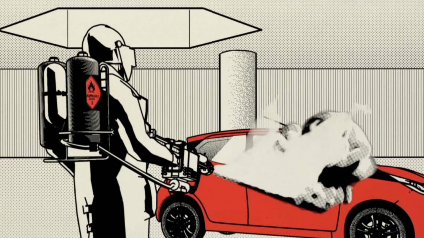 Der Auto gewordene Godzilla-Killer