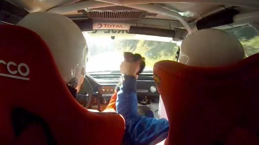 Dieser Pilot rettet vor dem Abflug, worauf der Beifahrer völlig ausflippt