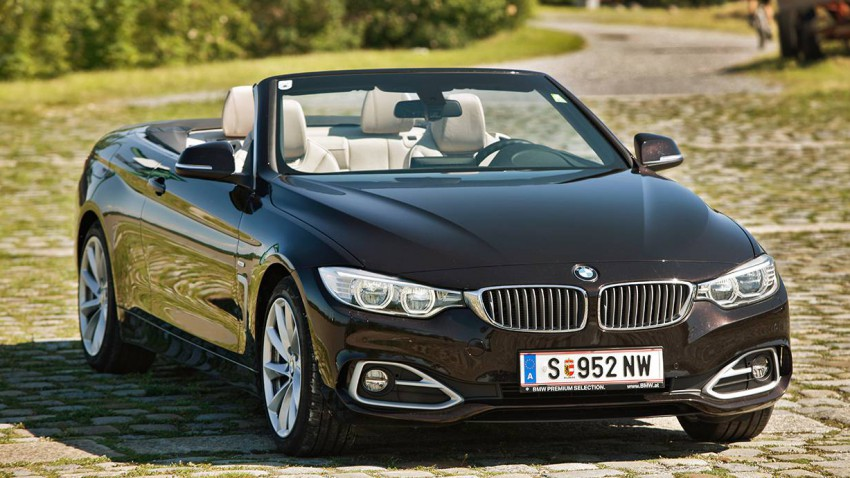 schichtarbeit bmw 420d cabrio. Black Bedroom Furniture Sets. Home Design Ideas
