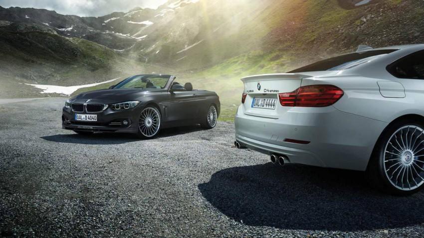 BMW Alpina D4 Cabrio
