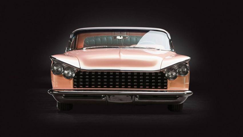 Buick Invicta 1959 by Richard Zocchi 1