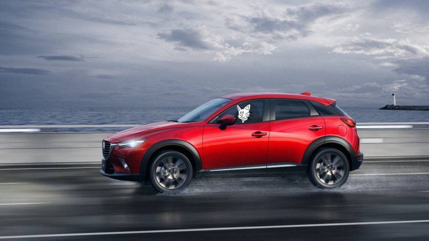 Mazda CX3 2015