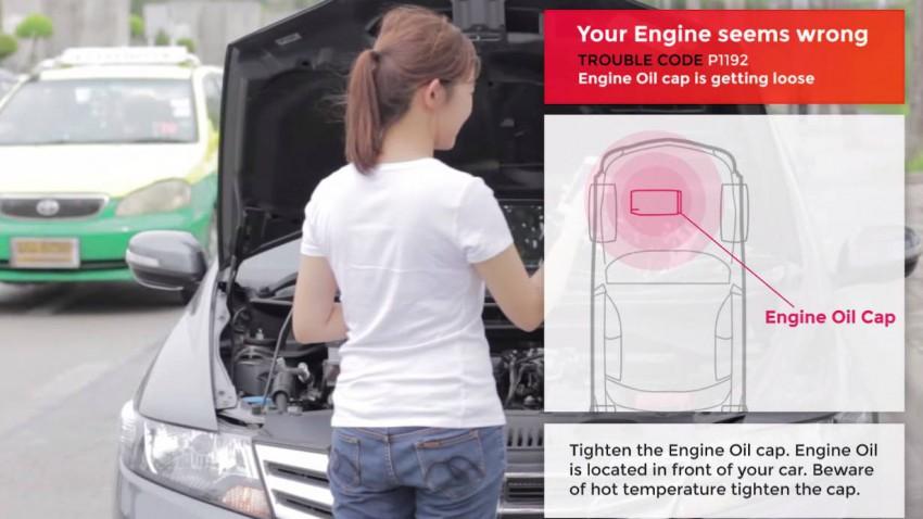 Der Drivebot hilft auch den unbedarftesten Fahrern.