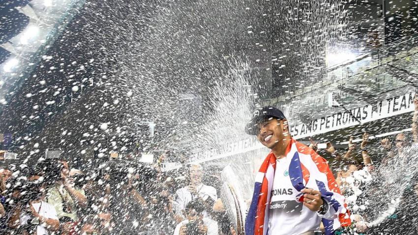 """Für Lewis Hamilton war es """"unglaublich"""""""