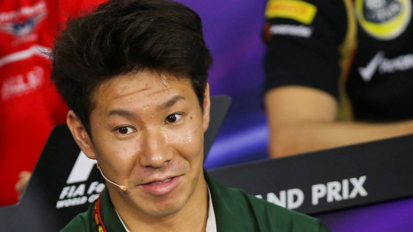Fährt Kamui Kobayashi bald für 1 Malaysia Racing Sdn Bhd.?