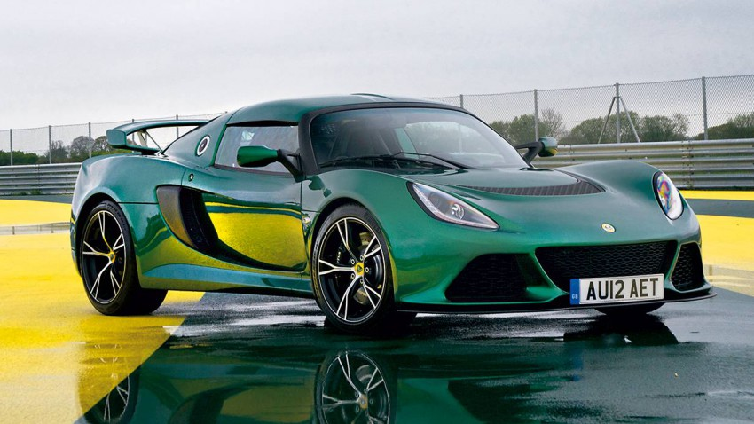"""""""Auch 2015 wird Lotus weder durch große Innovationen noch durch neue Autos oder durch Gewinn auffallen."""""""