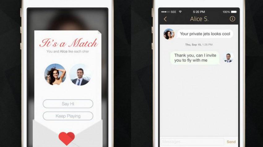 Dating-apps für reiche und berühmte