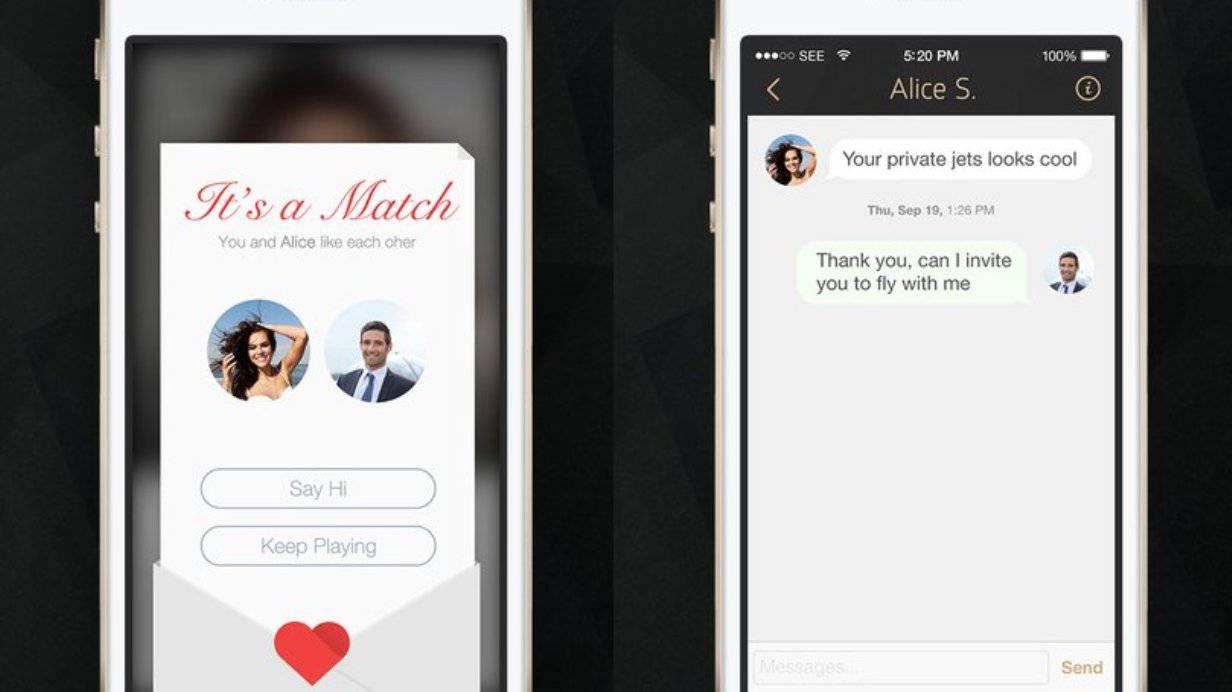 Beste dating-apps für reiche