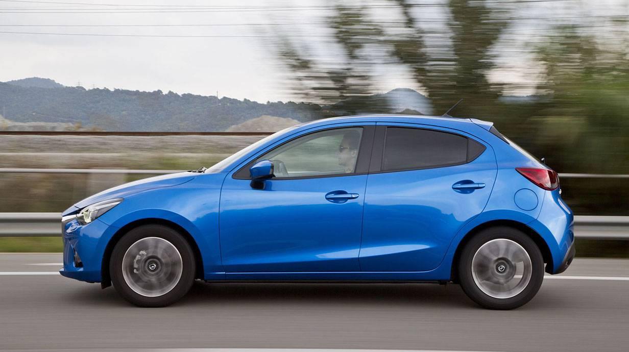 _Mazda 2 2015 9
