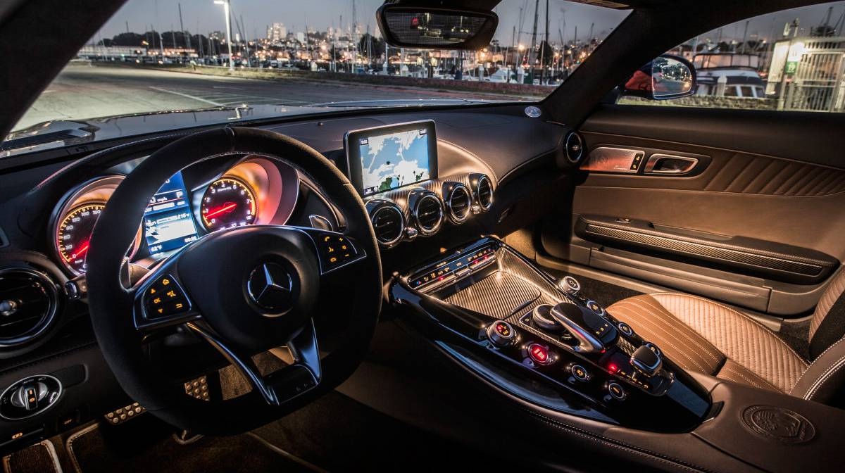 Mercedes AMG GTS (22)