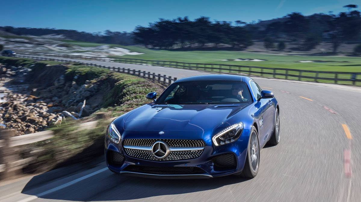 Mercedes AMG GTS (6)
