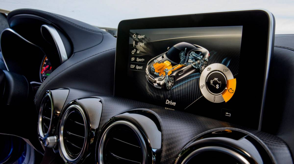 Mercedes AMG GTS (8)