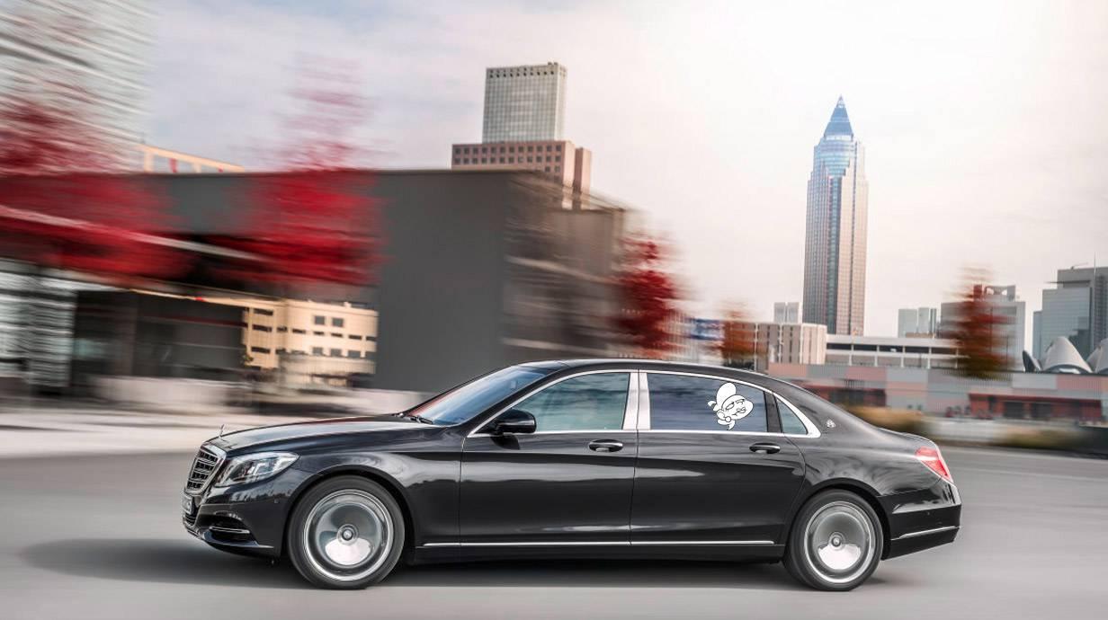 Mercedes-Maybach S 600 sagt: Mehr Luxus bei einer S-Klasse geht nicht!