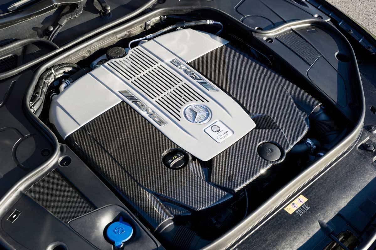 Mercedes S-Klasse AMG Coupé