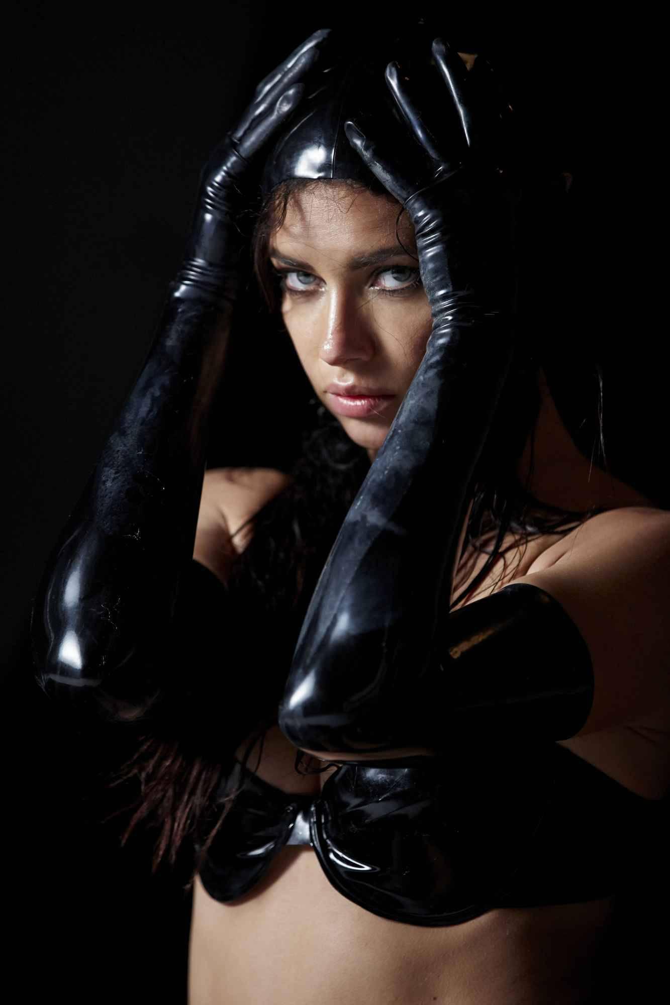 Miss January- Adriana Lima
