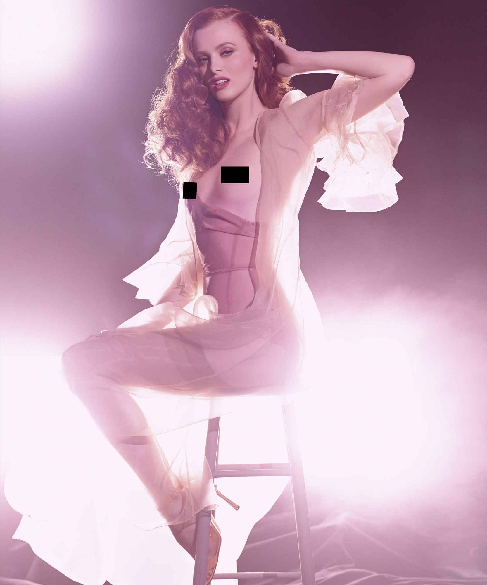 Miss September- Karen Elson