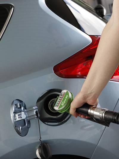 NEFZ Normverbrauch Realverbrauch Liter Tanken