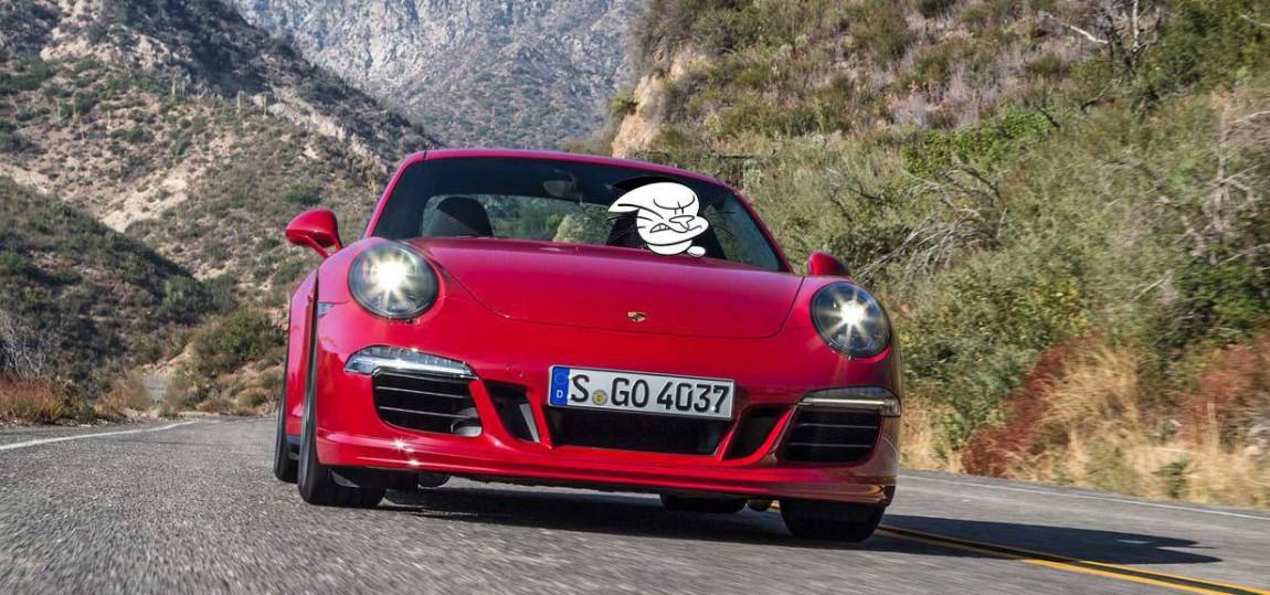 Porsche 911 Carrera GTS 2014