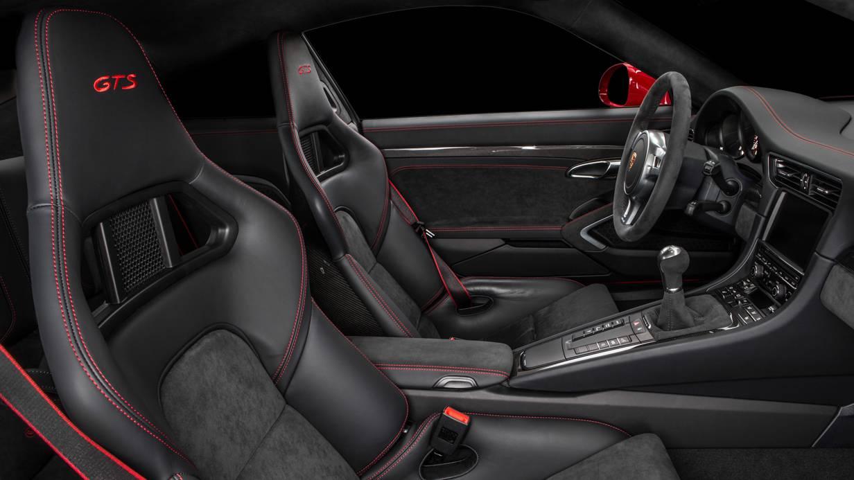 _Porsche 911 Carrera GTS Wallpaper 4